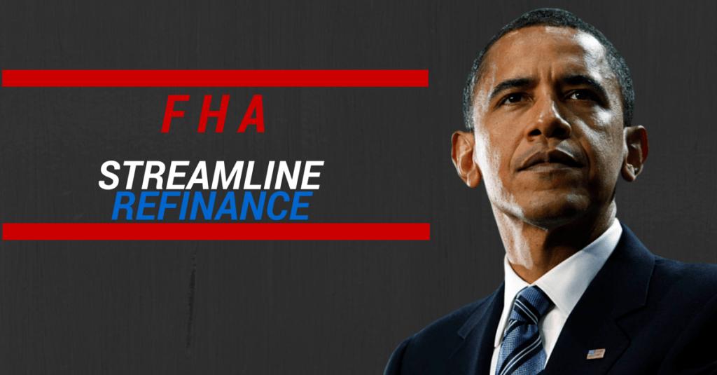 Houston FHA Streamline Refinance